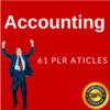 Thumbnail Accounting 16 PLR Articles