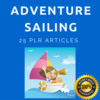 Thumbnail Adventure sailing Plr Private label articles