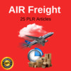 Thumbnail Air Freight Plr private label articles