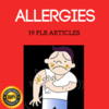 Thumbnail Allergies Plr Private label articles