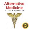 Thumbnail Alternative Medicine Plr Private label articles