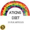 Thumbnail Atkins Diet Plr Private Label Articles 2016