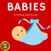 Thumbnail Babies - High Quality PLR Private Label Articles 2016