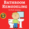 Thumbnail Bathroom Remodeling High Quality PLR Private Label Articles