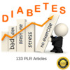 Thumbnail Diabetes - Private Label PLR Articles on Tradebit