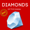 Thumbnail Diamonds - PLR Private Label Rights Articles on tradebit