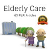 Thumbnail Elderly Care - PLR Private Label Rights Articles on Tradebit