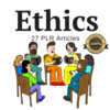 Thumbnail Ethics - PLR Private Label Rights Articles on Tradebit