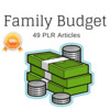 Family Budget - Quality PLR Private Label Rights Articles