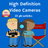 High Definition HD Cameras - PLR MRR Articles