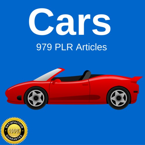 Product picture cars - High Quality PLR Private Label Articles Auto mobils