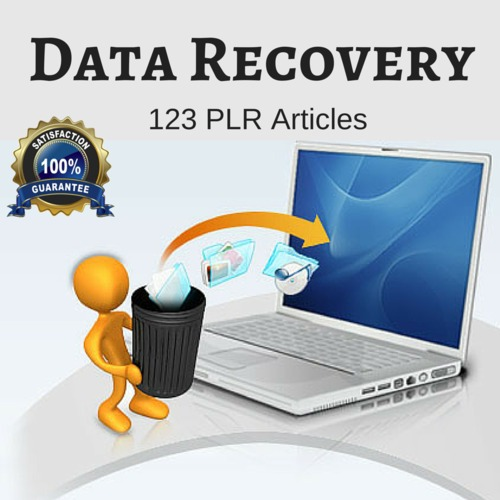 Product picture Data Recovery - Private Label Right PLR Articles on Tradebit