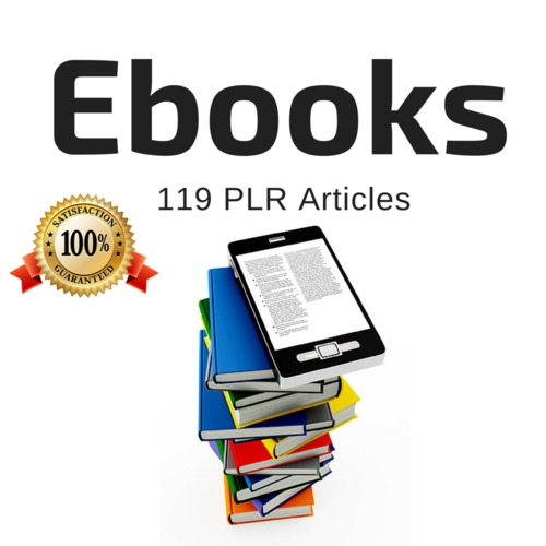 Product picture Ebooks - PLR Private label Rights Articles on Tradebit