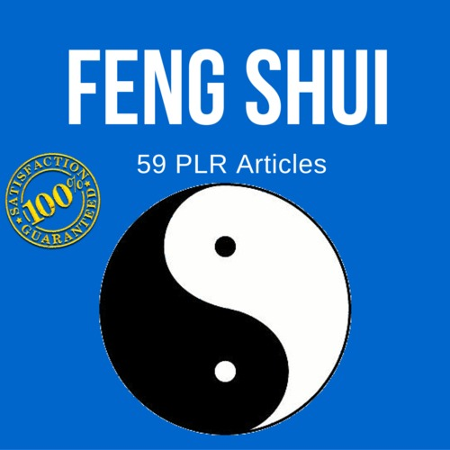 Product picture FengShui - Quality PLR Private Label Rights Articles