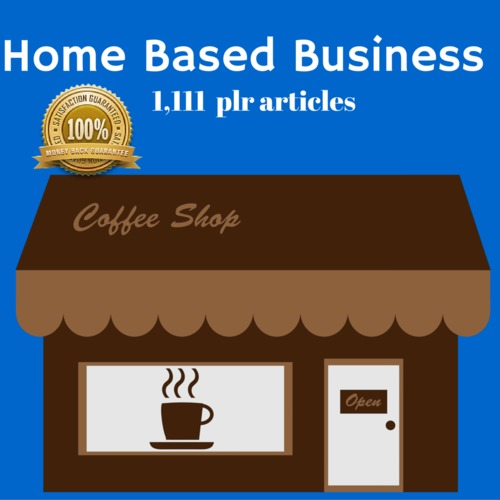 Product picture Home Based Business - PLR MRR Private Label Rights Articles